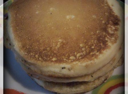 Pancake soffici all'americana