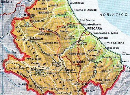 IN CUCINA CON EMANUELA: L'ABRUZZO