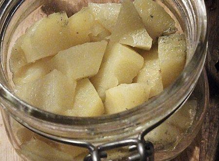 Patate in vasocottura