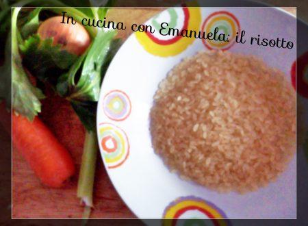 In cucina con Emanuela: il risotto