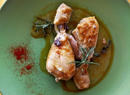 La ricetta che ho letto: pollo alle spezie