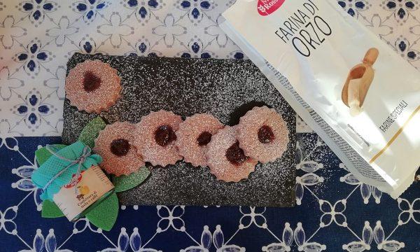 Biscotti orzo e cacao