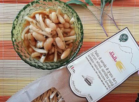 I prodotti del territorio: Sagne con cannellini e cicorietta