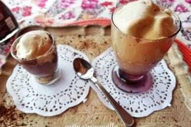 Spuma al caffè