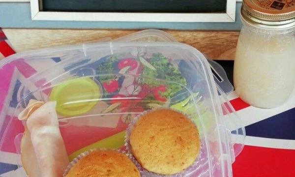 #backtoschool: un pranzo colorato!