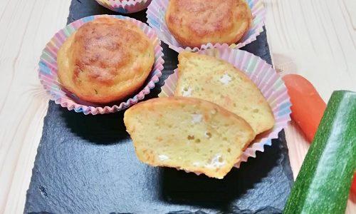 W LA SCUOLA:muffins salati