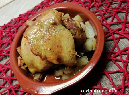 Bocconcini speziati di pollo arrosto
