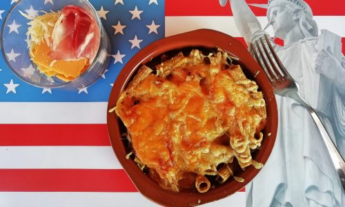Maccheroncini cheese