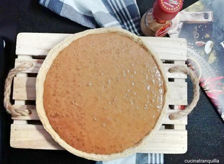 Butterscotch-cinnamon pie