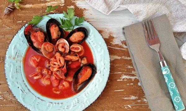 Zuppetta di mare (veloce)