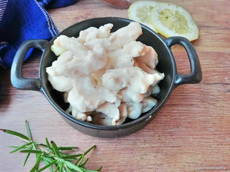 Straccetti di pollo al limone ricetta facile e veloce for Cucinare 5 minuti