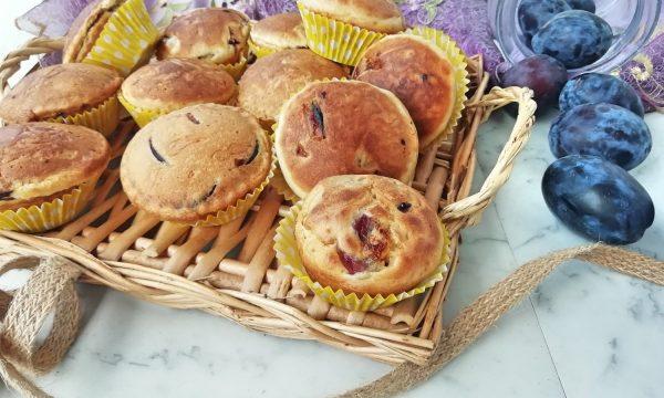 Muffins alle prugne