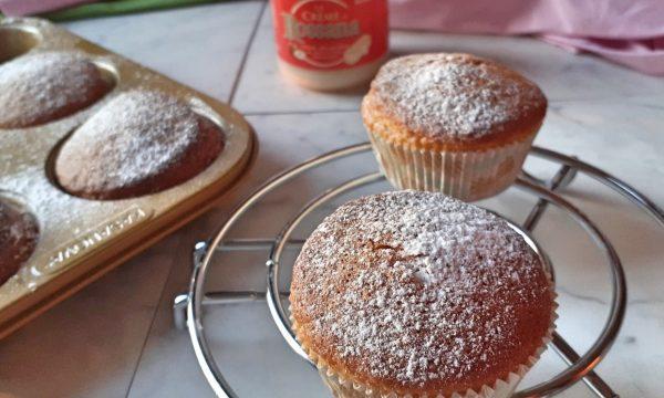 Muffins alla crema Rossana