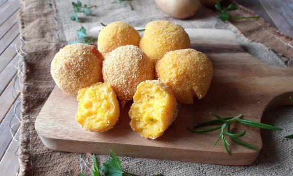 Bocconcini di patate e Emmentaler