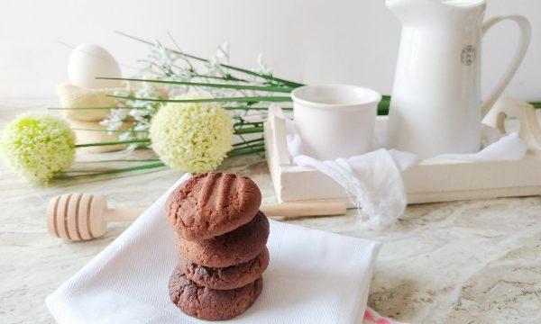 Biscotti alla Nutella e Crema Rossana