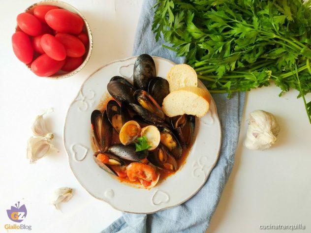 Zuppetta di pesce (ricetta veloce)