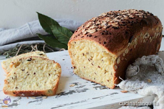 Pan bauletto ai semi