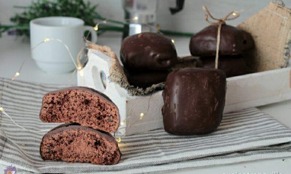 Mostaccioli al cioccolato