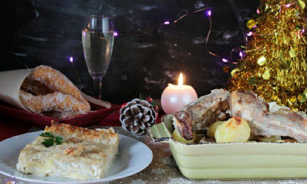 Un piccolo menù di Natale