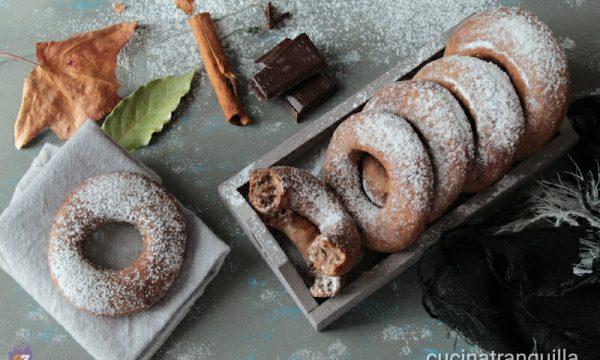Ciambelline al cacao