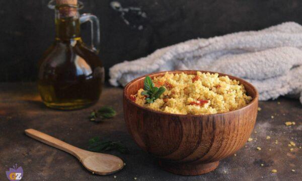 Fantasia di couscous