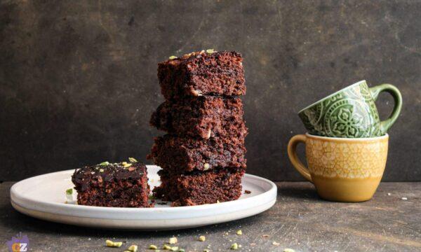 Brownies cioccolato fondente e caffè