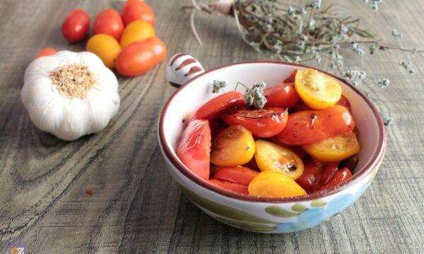 Pomodorini datterini caramellati