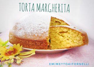 TORTA MARGHERITA (soffice e leggera)