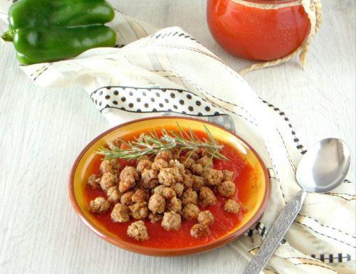 PALLOTTINE DI CARNE ricetta abruzzese