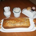 Pane dolce alle noci – Sweet walnut bread