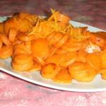 Carote glassate all'arancia – Glazed orange carrots