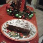 Torta al cioccolato e pere – Chocolate and pears cake