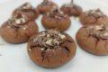 Biscotti nutellotti senza uova
