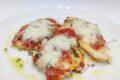 Pollo, pomodoro e parmigiano