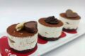 Mini cheesecake tiramisù