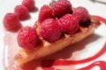 Cheesecake (cotta) ai lamponi