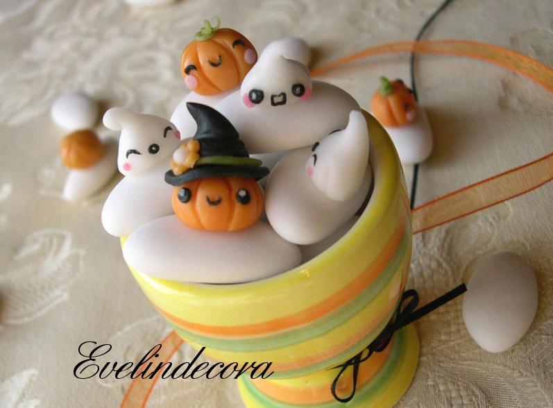 Confetti decorati Evelindecora Halloween