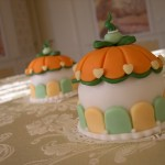Eve pumpkin little cakes 2