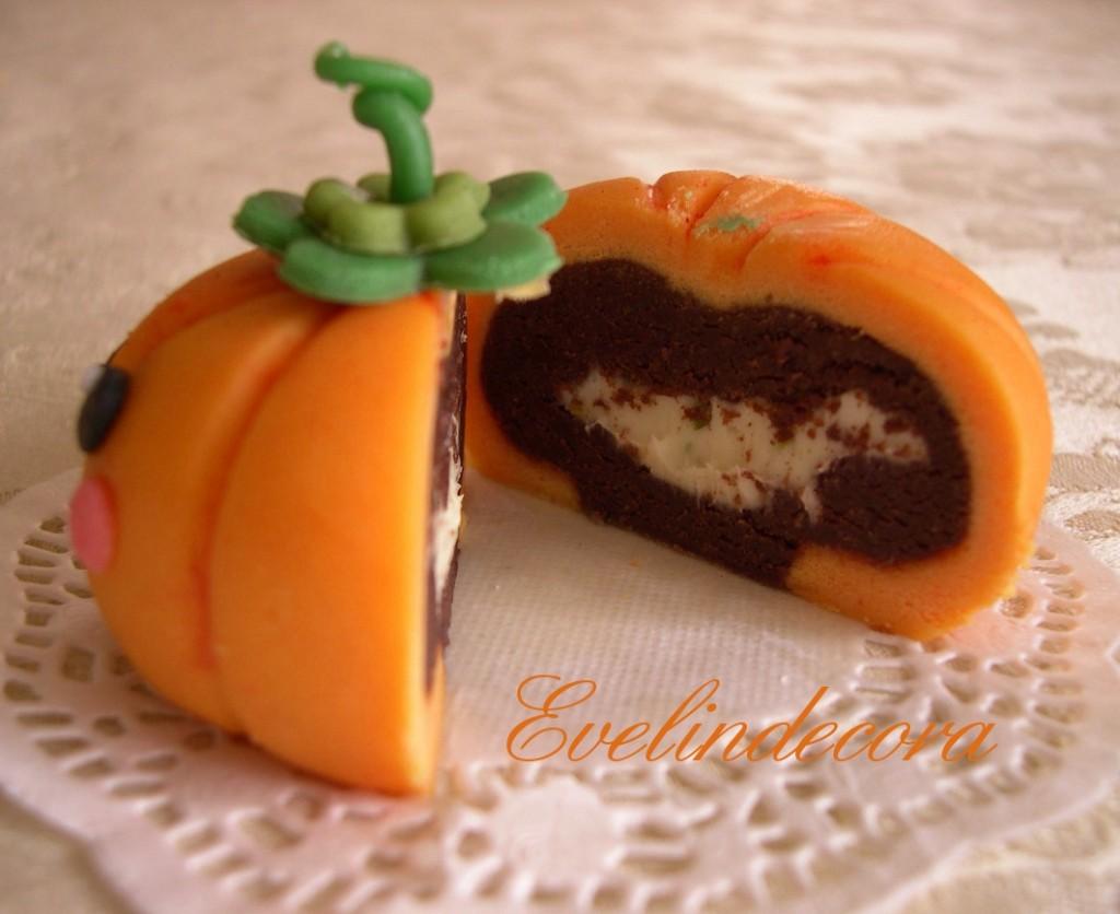 Tartufi al cioccolato Halloween Evelindecora