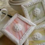 Biscotti decorati marmorizzati 1