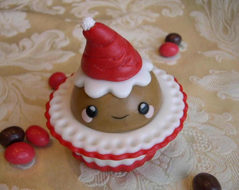 porta caramelle natalizio