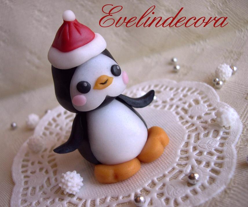 segnaposto natalizio Evelindecora