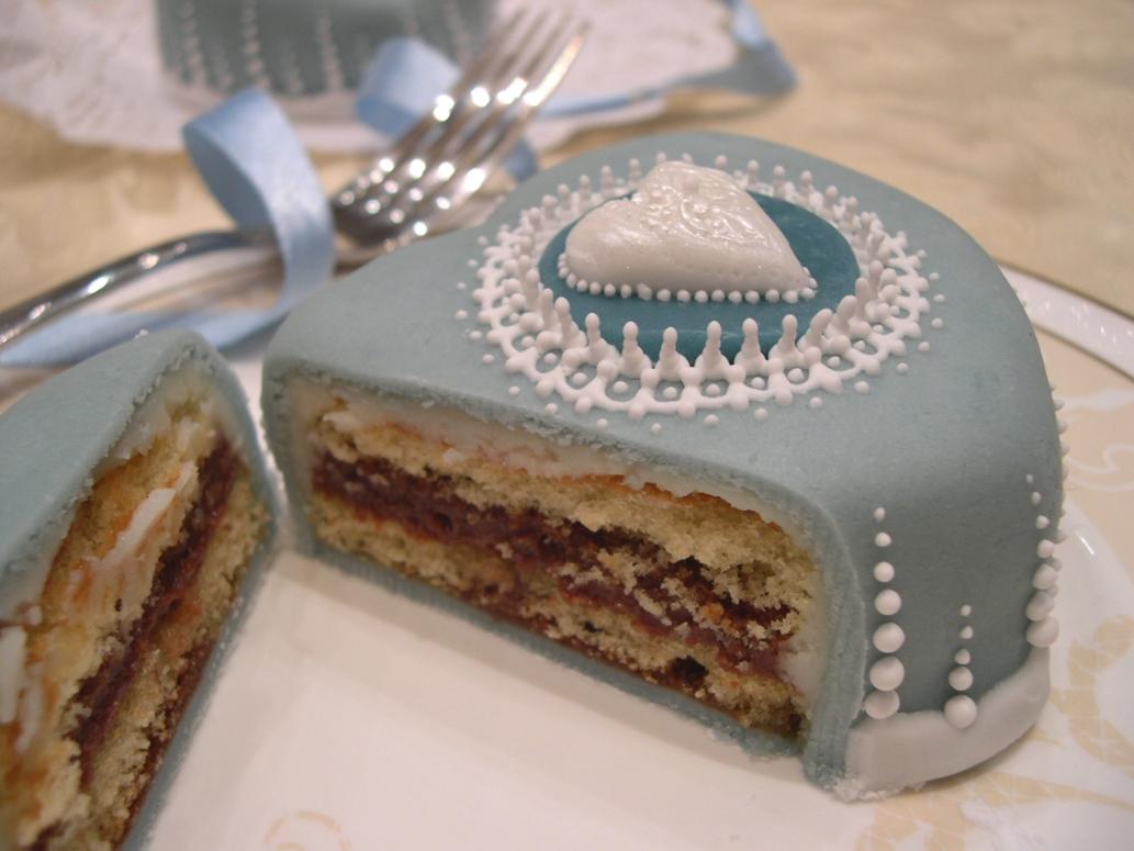 Ricetta biscotti torta torte al cioccolato decorate - Torte salate decorate ...