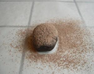 tartufi al cacao