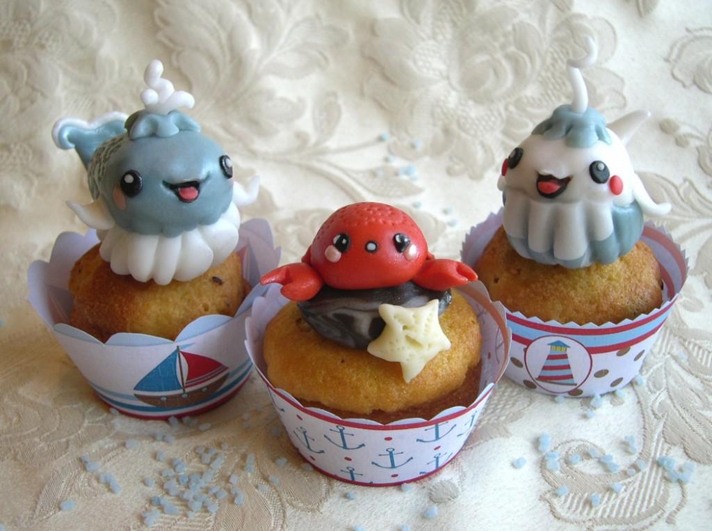 cupcakes semplici