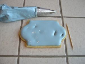 biscotti decorati ghiaccia reale