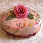 torta dipinta