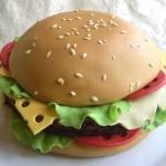 torta hamburger
