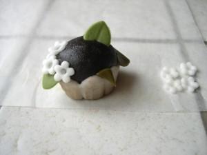 decorazioni in pasta di zucchero