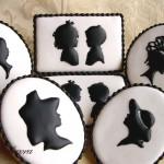 biscotti silhouette